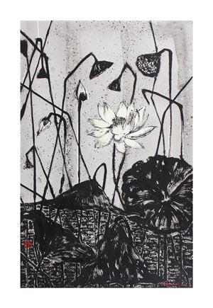 Sansāra 16 by Nuwan Nalaka contemporary artwork