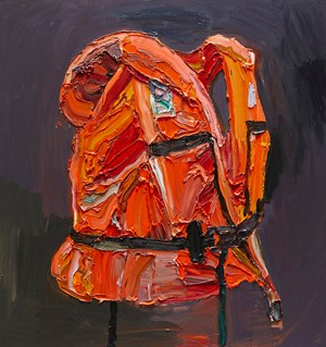 High Tide Mark by Ben Quilty contemporary artwork