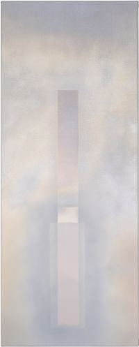 m by Brigitte Kowanz contemporary artwork sculpture