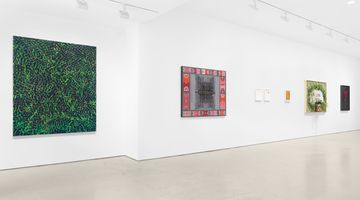 Contemporary art exhibition, Organised by John Dennis, Dan Peterson, and Carlos Rolón, HOME & AWAY: Selections from Common Practice at Miles McEnery Gallery, 520 West 21st Street, New York, USA