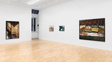 Contemporary art exhibition, Lucas Blalock, Florida, 1989 at Eva Presenhuber, New York