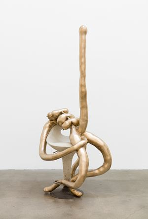 Elf Warrior by Sarah Lucas contemporary artwork