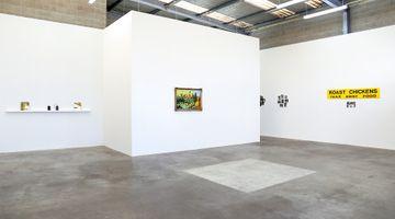 Contemporary art exhibition, Sanjay Theodore, Crusader at Jonathan Smart Gallery, Christchurch, New Zealand