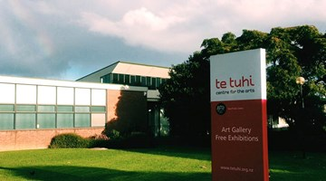 Te Tuhi contemporary art institution in Auckland, New Zealand