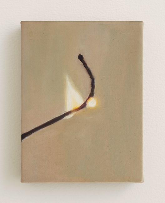 Flame by Tao Siqi contemporary artwork