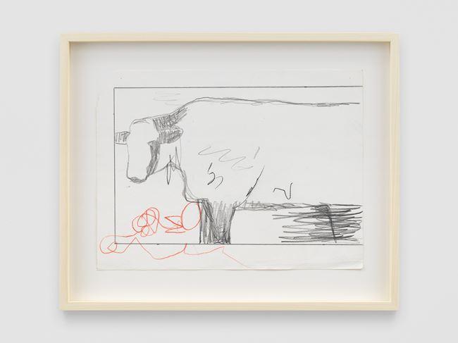 Untitled by Joe Bradley contemporary artwork