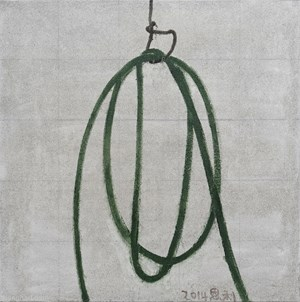 The Nylon Rope (6) by Zhang Enli contemporary artwork