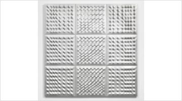 Contemporary art exhibition, Enrico Castellani, Castellani | Sculpture at Lévy Gorvy, London