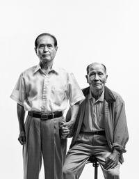 Eternal Family. Gwak Yukgyu (Older Brother) by BYUN Soonchoel contemporary artwork photography