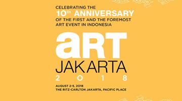 Contemporary art exhibition, Art Jakarta 2018 at Chan + Hori Contemporary, Singapore