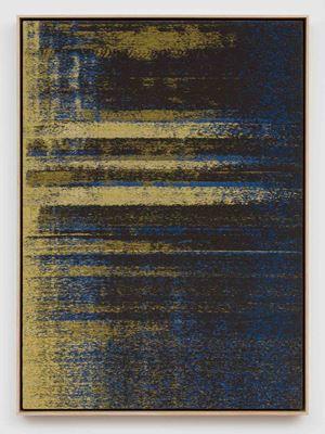 Negative Entropy (TAE Pulse Power Capacitor, Black, Single) by Mika Tajima contemporary artwork