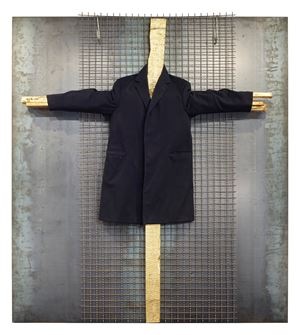 Untitled by Jannis Kounellis contemporary artwork