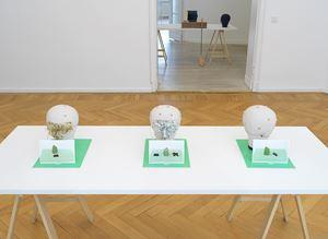 White Confetti by Dave McKenzie contemporary artwork sculpture, installation, mixed media
