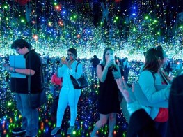 Guggenheim Abu Dhabi's Seeing Through Light exhibition extended until March
