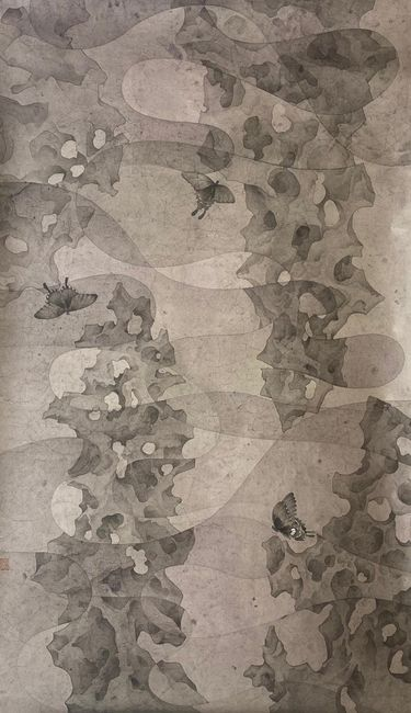 Butterflies, Imagined by Zhang Ying contemporary artwork