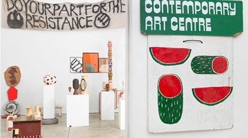 Contemporary art exhibition, Barry McGee, Barry McGee at Cheim & Read, 547 W 25th St, New York