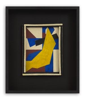 (I) étude la haye by Georges Vantongerloo contemporary artwork