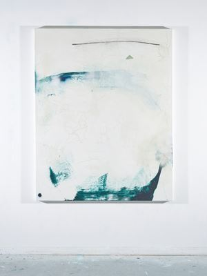 Overhead and overheard by Sam Lock contemporary artwork
