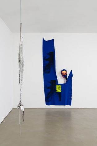 Exhibition view: David Douard, 0'LULABY, Galerie Chantal Crousel, Paris (19 June–24 July 2021). Courtesy the artist and Galerie ChantalCrousel, Paris. Photo: Aurélien Mole.