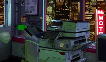 Mad Dog Jones' Fax Machine NFT Sells for $4.1m