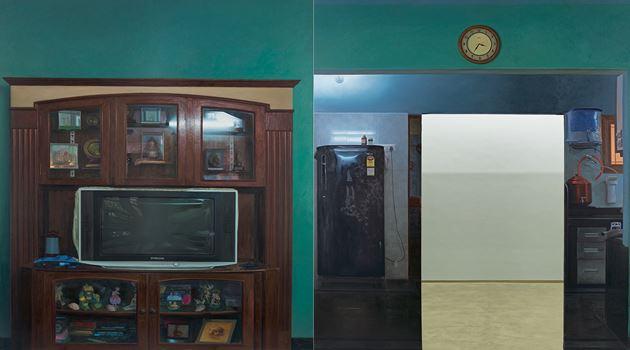 Abir Karmakar contemporary artist
