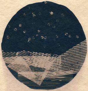 Horizon Variations 05 by Corinne De San Jose contemporary artwork