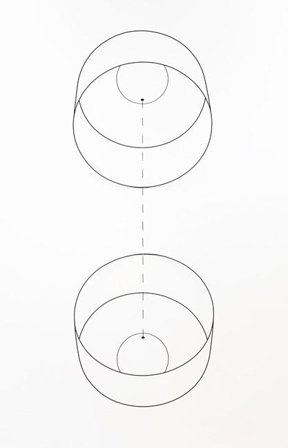 Eyes by Neil Dawson contemporary artwork