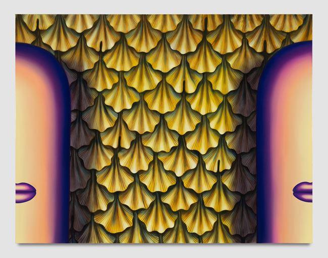 Biloba by Emily Mae Smith contemporary artwork