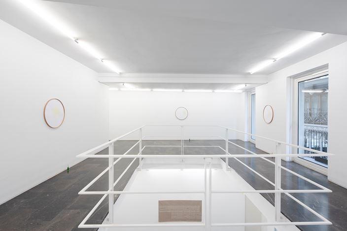 Exhibition view: On the Ground, Luis Adelantado Valencia (15 May–15 September 2020). Courtesy Luis Adelantado Valencia.