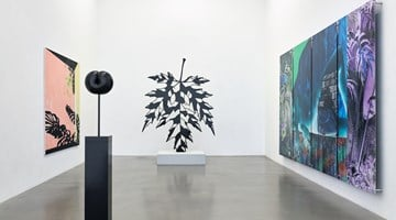 Contemporary art exhibition, Group Exhibition, Flora + Fauna at Sadie Coles HQ, Davies Street, London