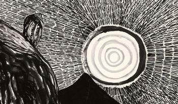 Matthew Wong's Unseen Ink  Drawings Debut at Cheim & Read