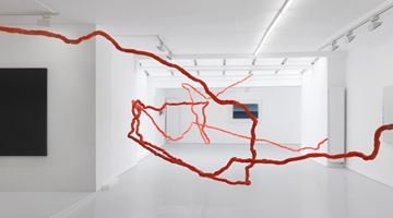 GRIMM contemporary art gallery in New York, USA