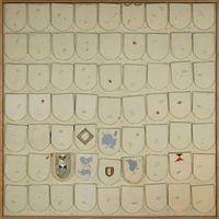 Work '63-15 by Yukihisa Isobe contemporary artwork mixed media