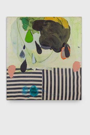 Listras e lágrimas by Cristina Canale contemporary artwork
