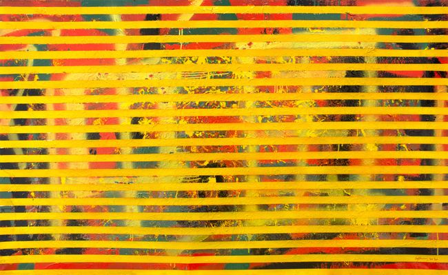BLINDS: Chinese by Chandraguptha Thenuwara contemporary artwork