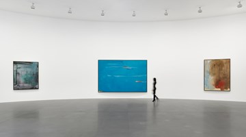 Contemporary art exhibition, Helen Frankenthaler, Sea Change: A Decade of Paintings, 1974–1983 at Gagosian, Rome