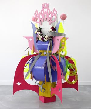 Korean Dream: The CelebrationParty Will Be Held at TRANCEin Itaewon by Haneyl Choi contemporary artwork