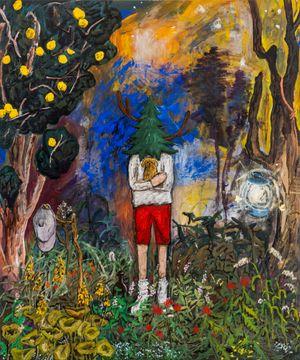 Lost in Thought 66 by Yuichi Hirako contemporary artwork
