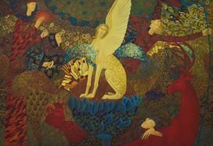 Dream and Dreamer by Timur D'Vatz contemporary artwork