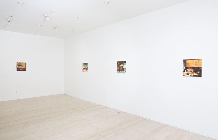 Exhibition view: David Ralph, Absent Presence, Gallery 9, Sydney (22 March–15 April 2017). Courtesy Gallery 9.
