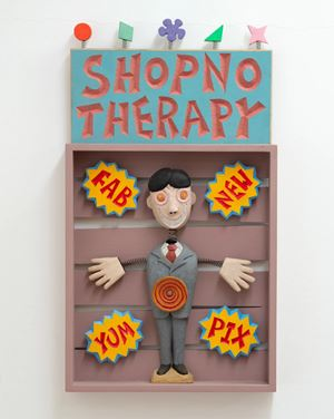 Shopno Therapy by Harry Watson contemporary artwork