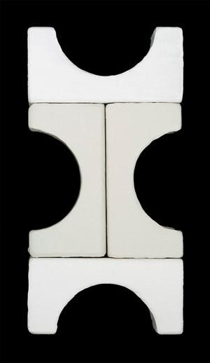 Block Sculpture XXI by Gavin Hipkins contemporary artwork
