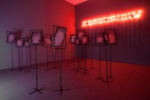 Lumière by Christian Boltanski contemporary artwork