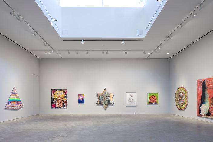 Exhibition view:Group Exhibition, Artists for New York, Hauser & Wirth, 22nd Street, New York (1–22 October 2020). Courtesy Hauser & Wirth. Photo: Nicholas Venezia.