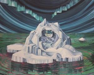 Cat Island by Eguchi Ayane contemporary artwork