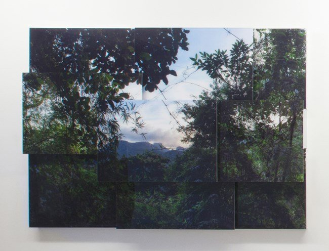 Gávea by Marcos Chaves contemporary artwork