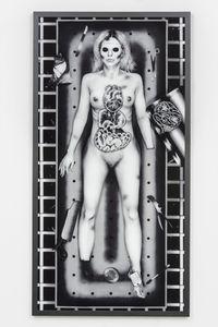 I Feel Ya, Ophelia by Mary Reid Kelley & Patrick Kelley contemporary artwork mixed media