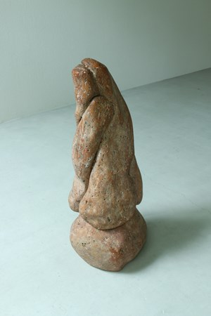 Carving No.4 by Barry Flanagan contemporary artwork