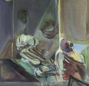 en ce domaine by Gisèle Van Lange contemporary artwork