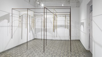 Contemporary art exhibition, Rathin Barman, The Thinking Forest Is Not A Metaphor at Experimenter, Kolkata